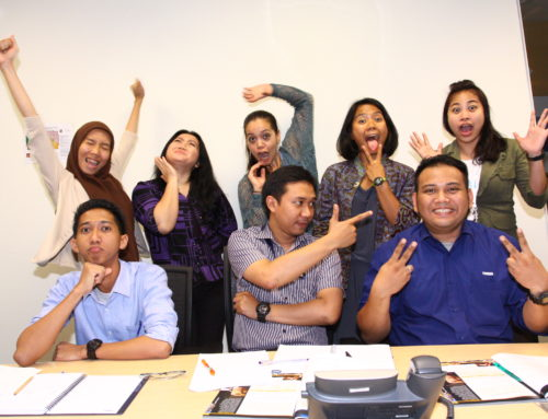 Business English Course Bali